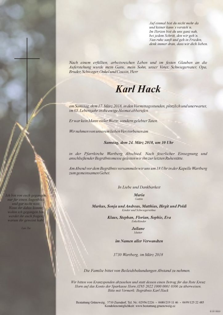 Karl Hack