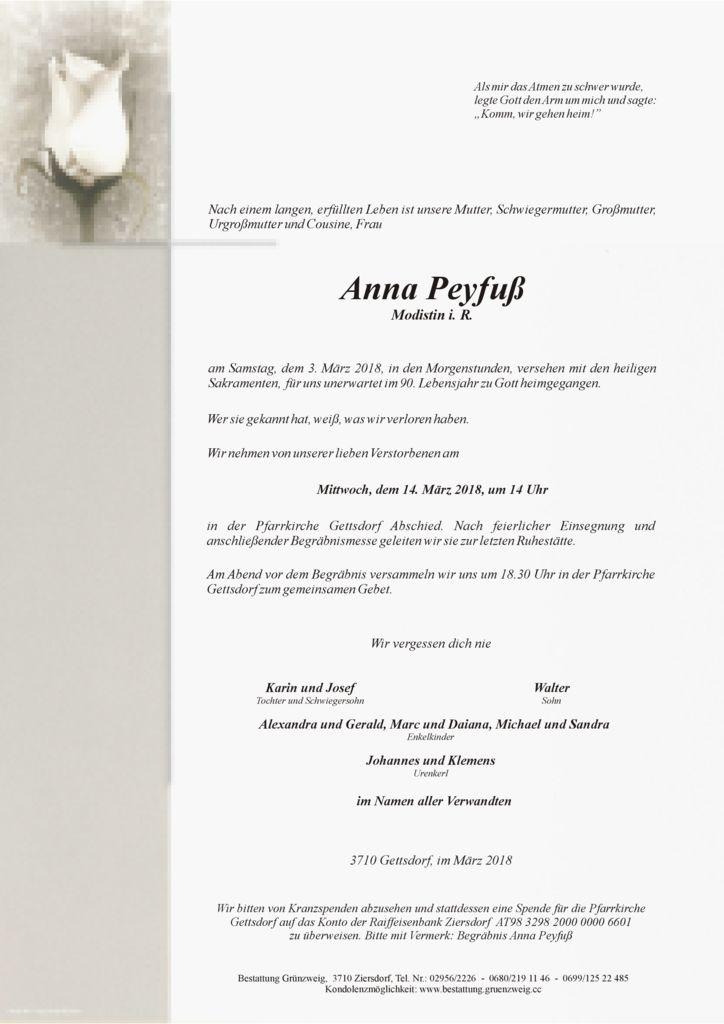 Anna Peyfuß
