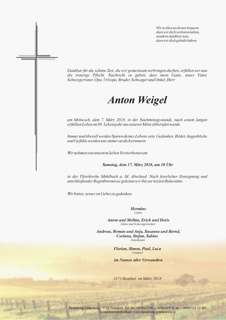 Anton Weigel