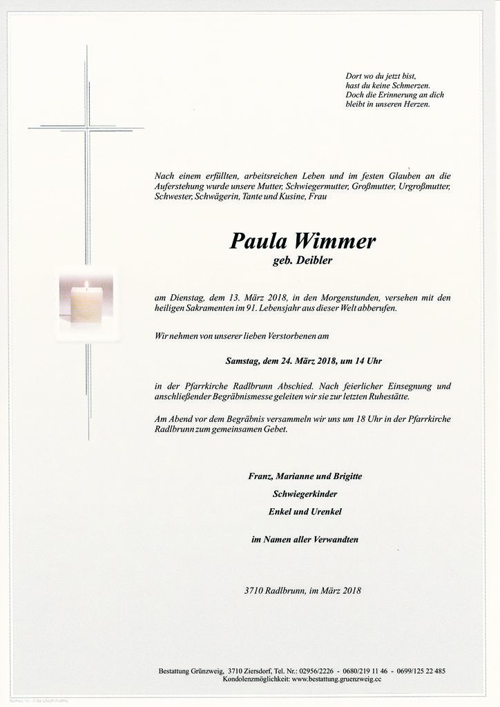 Paula Wimmer
