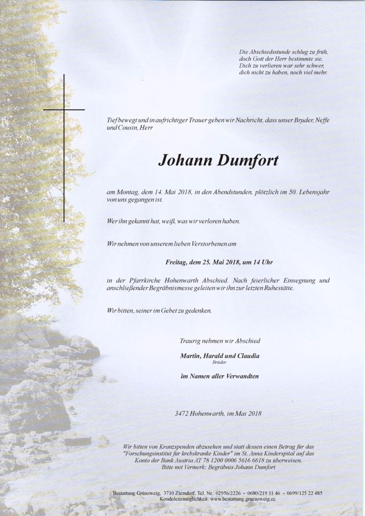 Johann Dumfort