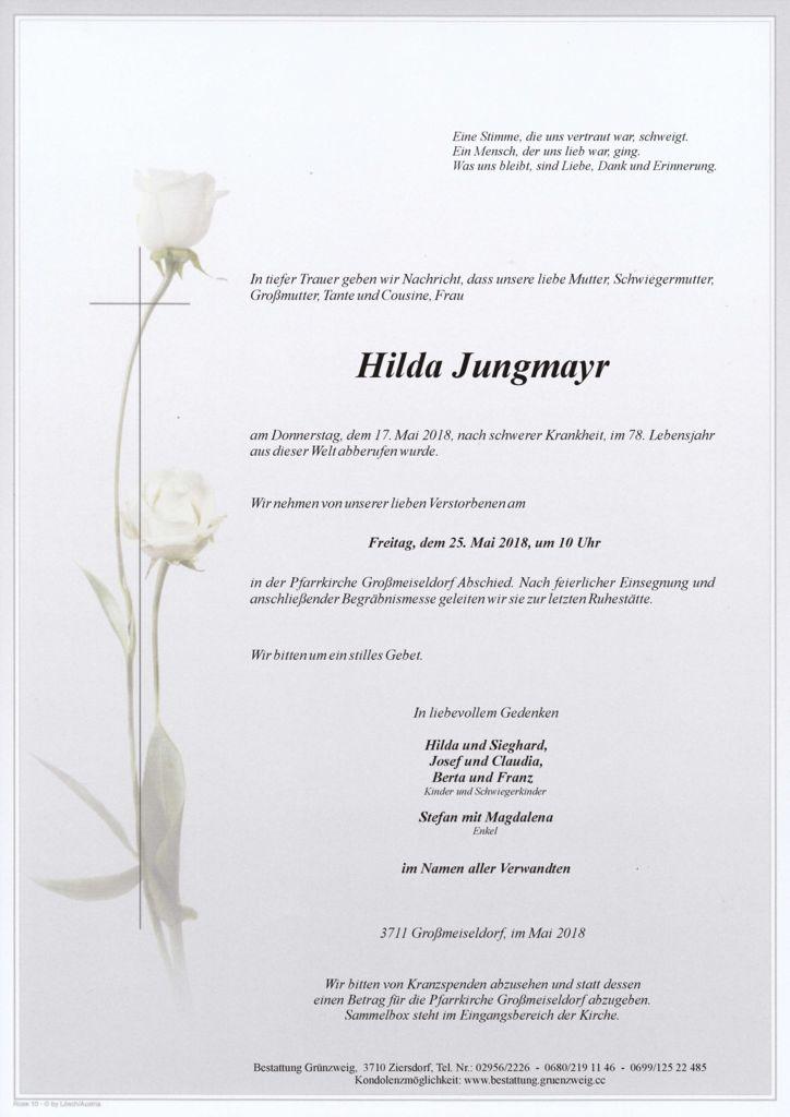 Hilda Jungmayr
