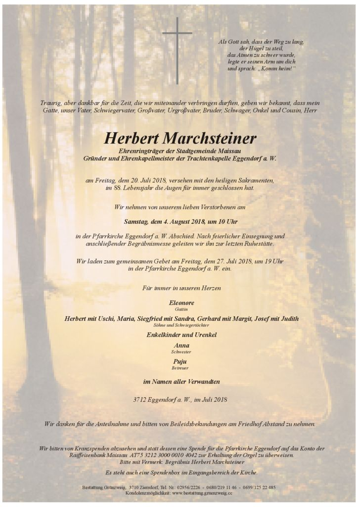Herbert Marchsteiner