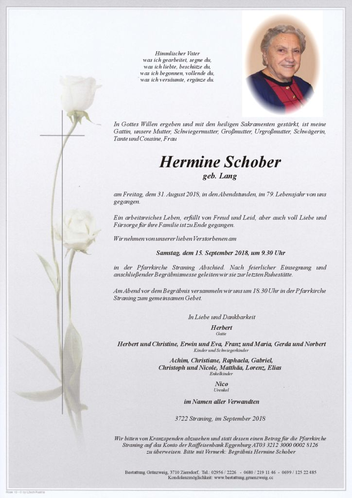 Hermine Schober