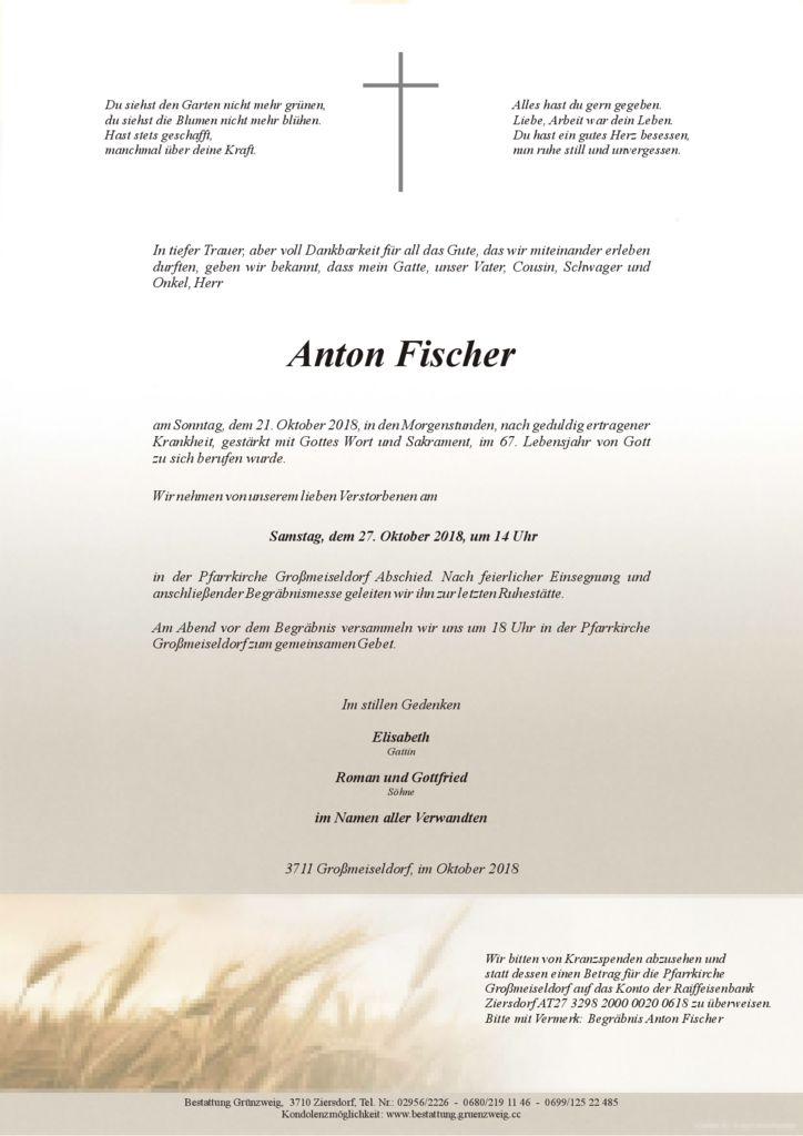 Anton Fischer