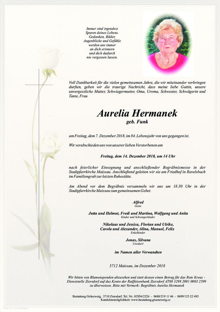 Aurelia Hermanek