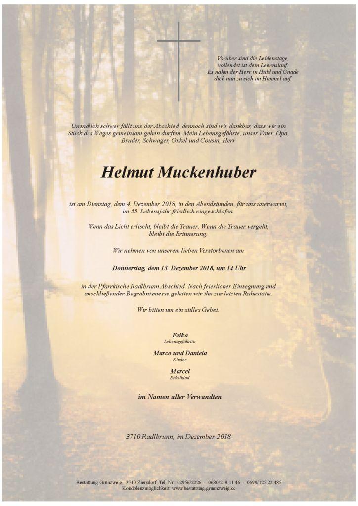 Helmut Muckenhuber