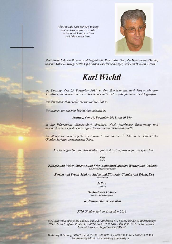 Karl Wichtl