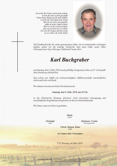 Karl Buchgraber