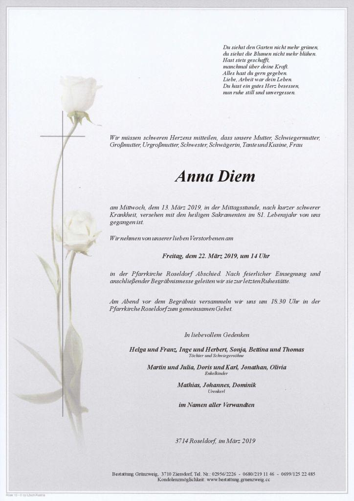 Anna Diem