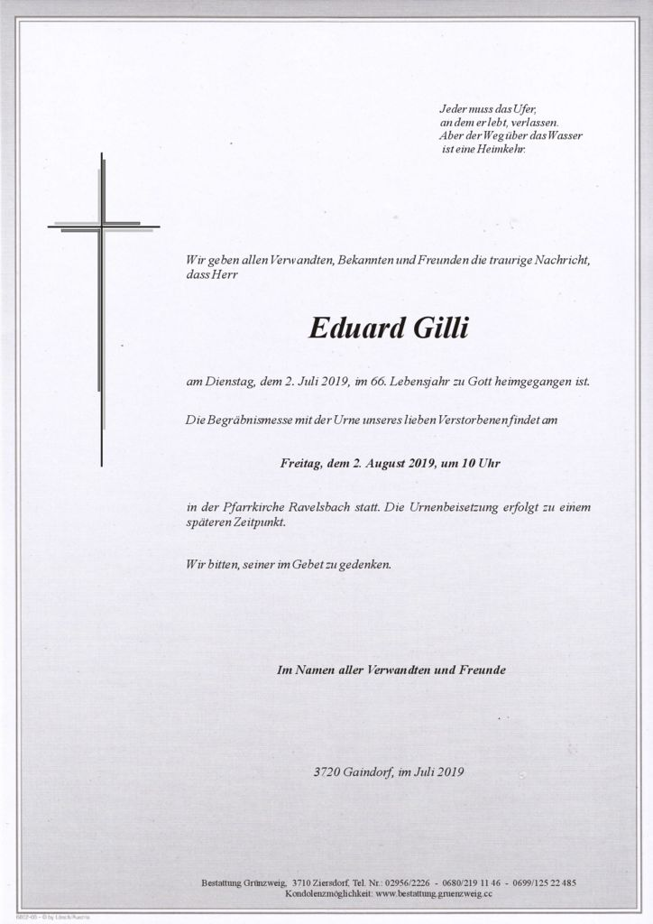 Eduard Gilli