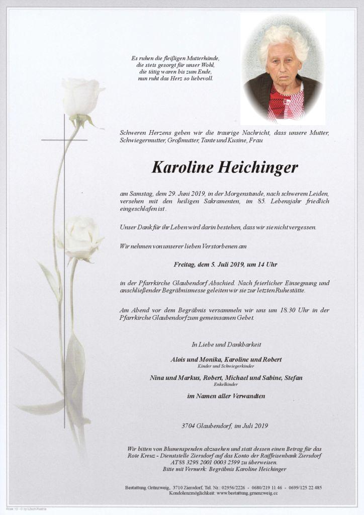 Karoline Heichinger