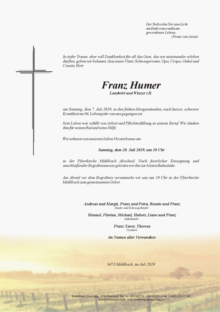 Franz Humer
