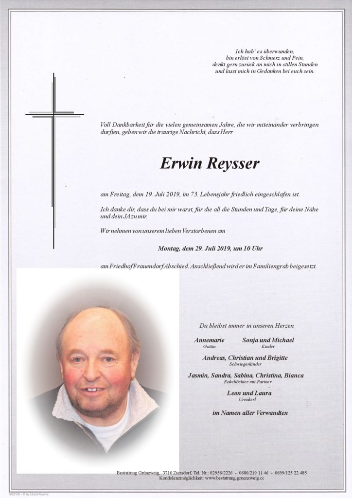 Erwin Reysser