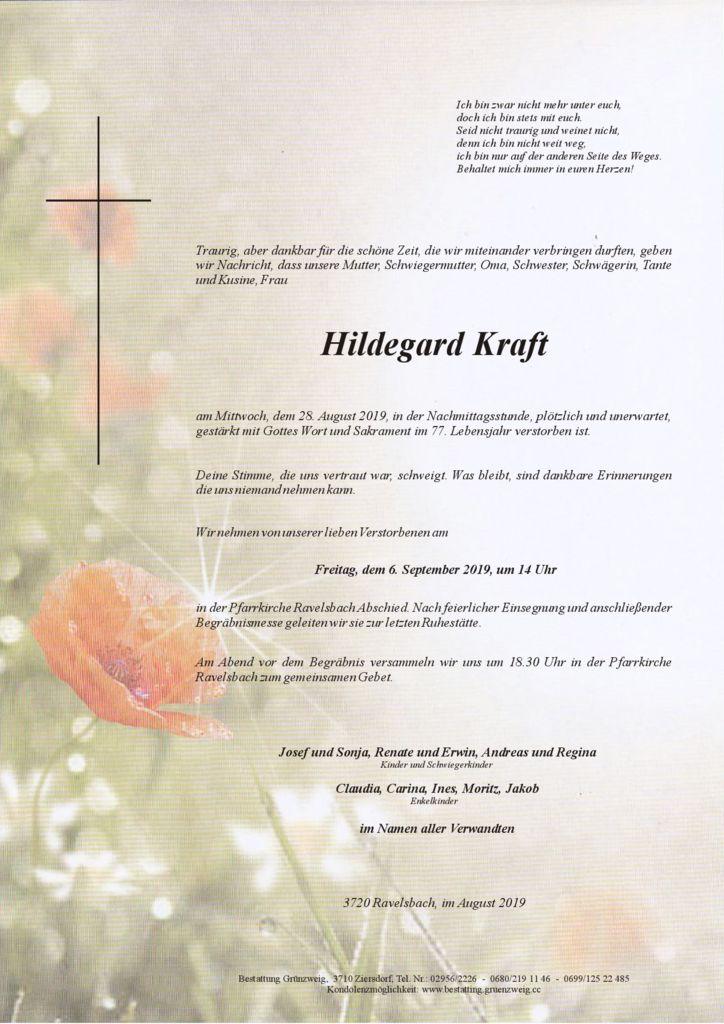 Hildegard Kraft