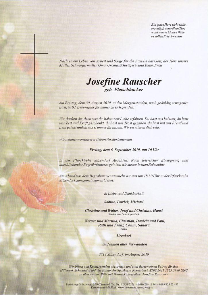 Josefine Rauscher