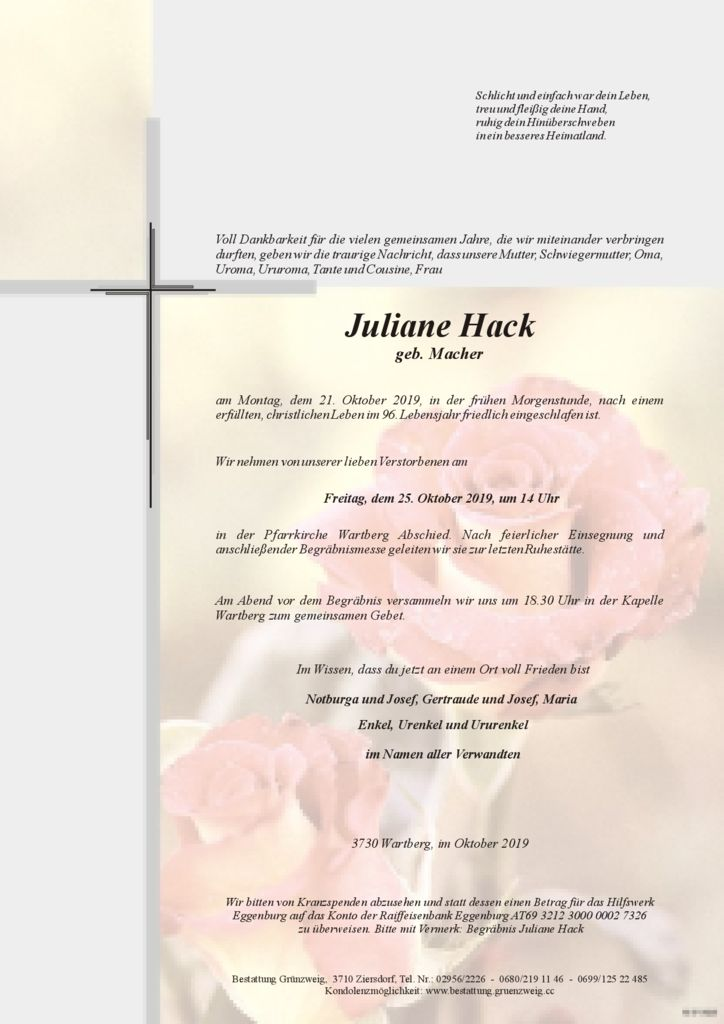 Juliane Hack