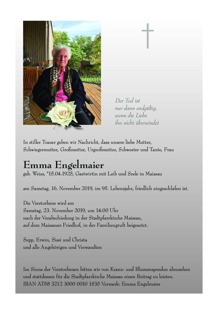Emma Engelmaier