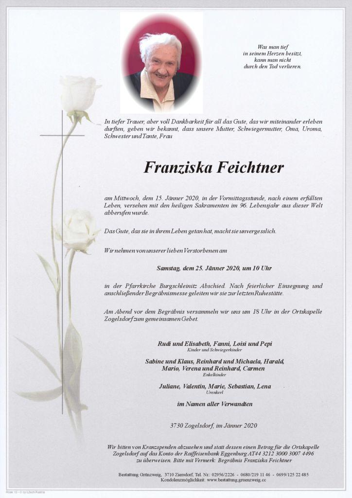 Franziska Feichtner