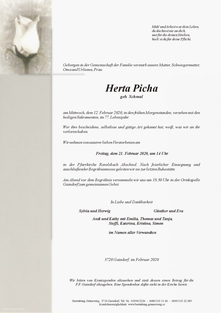Herta Picha