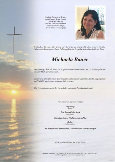 Michaela Bauer