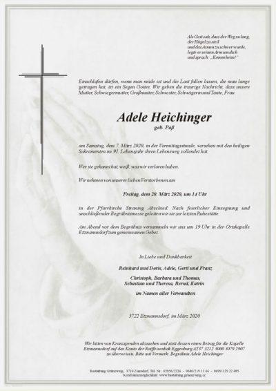 Adele Heichinger