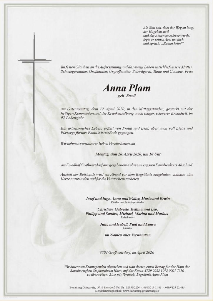 Anna Plam