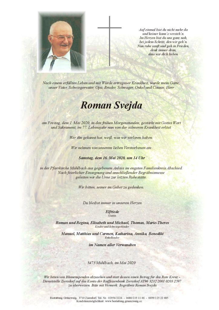 Roman Svejda