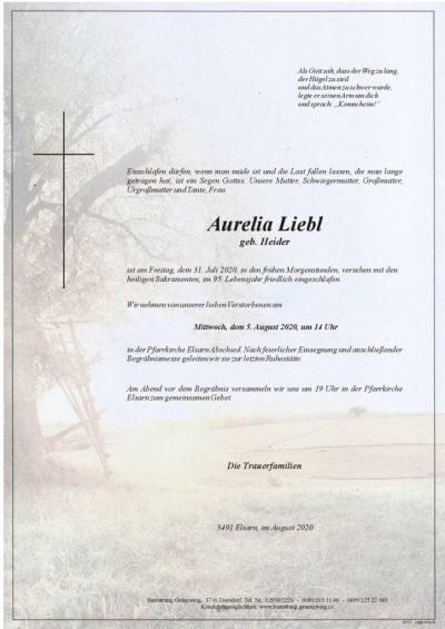 Aurelia Liebl