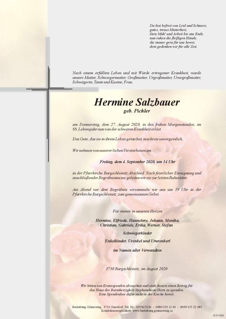 Hermine Salzbauer