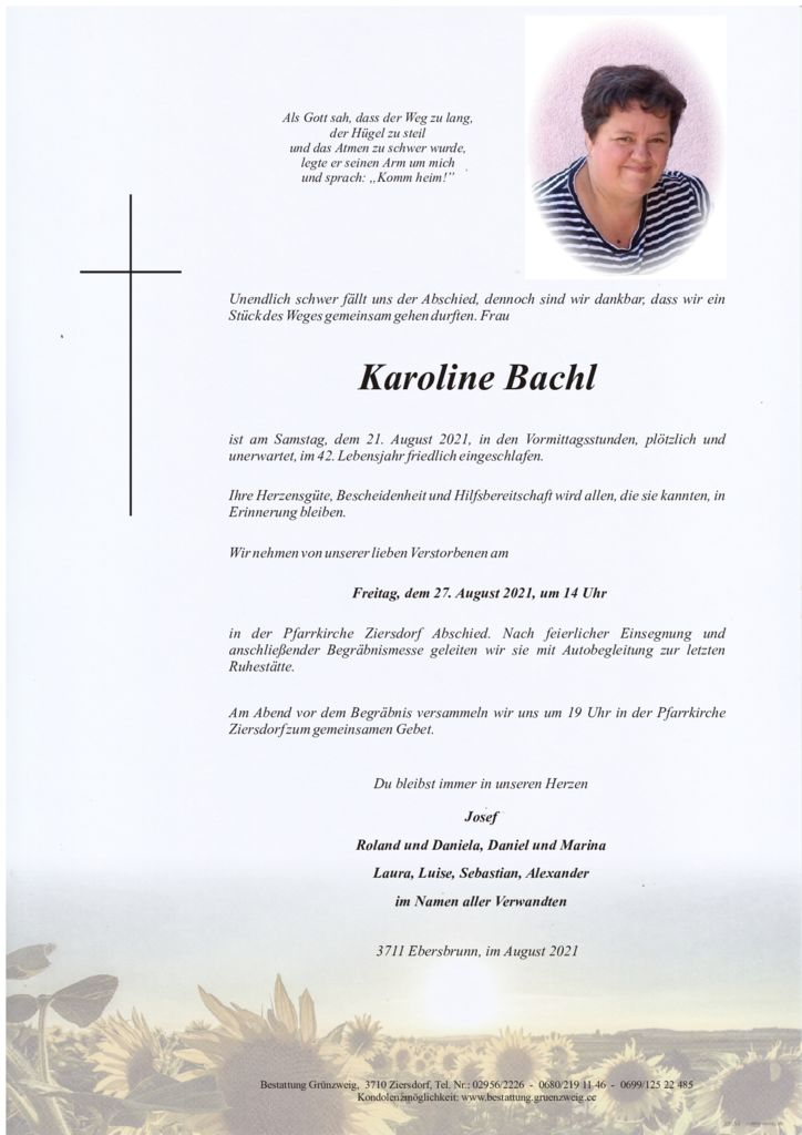 Karoline Bachl