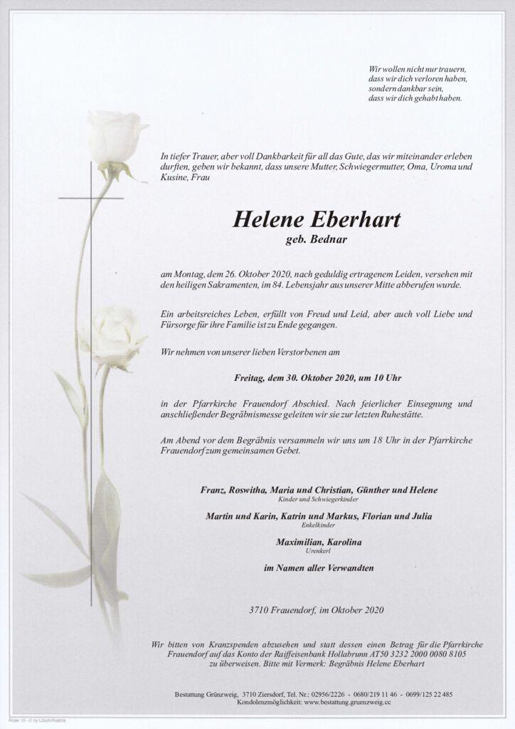 Helene Eberhart
