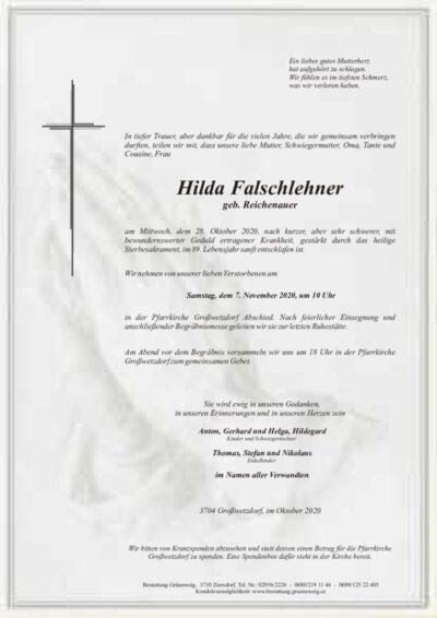 Hilda Falschlehner