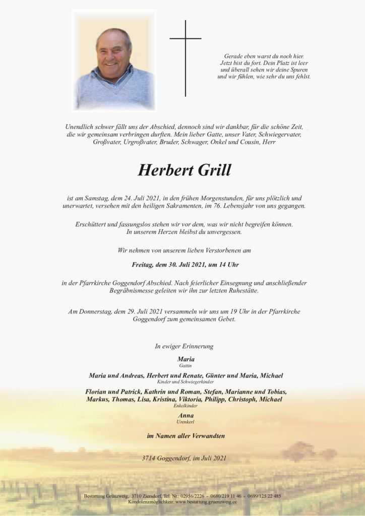 Herbert Grill