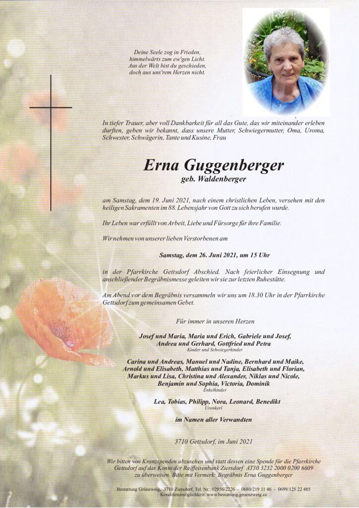 Erna Guggenberger