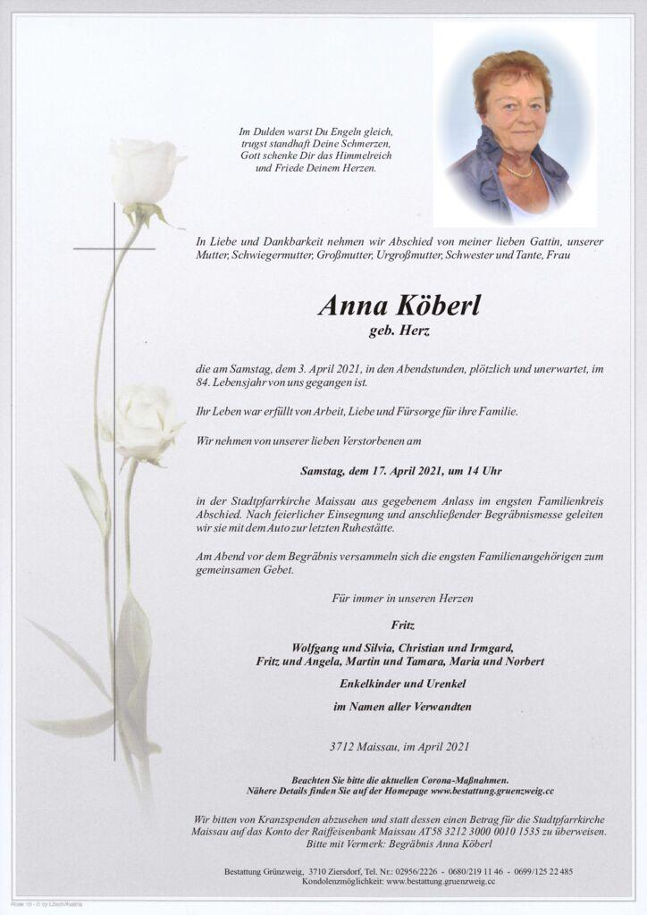 Anna Köberl