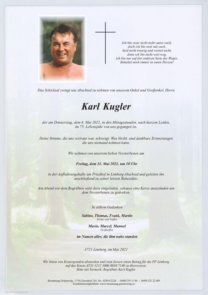 Karl Kugler