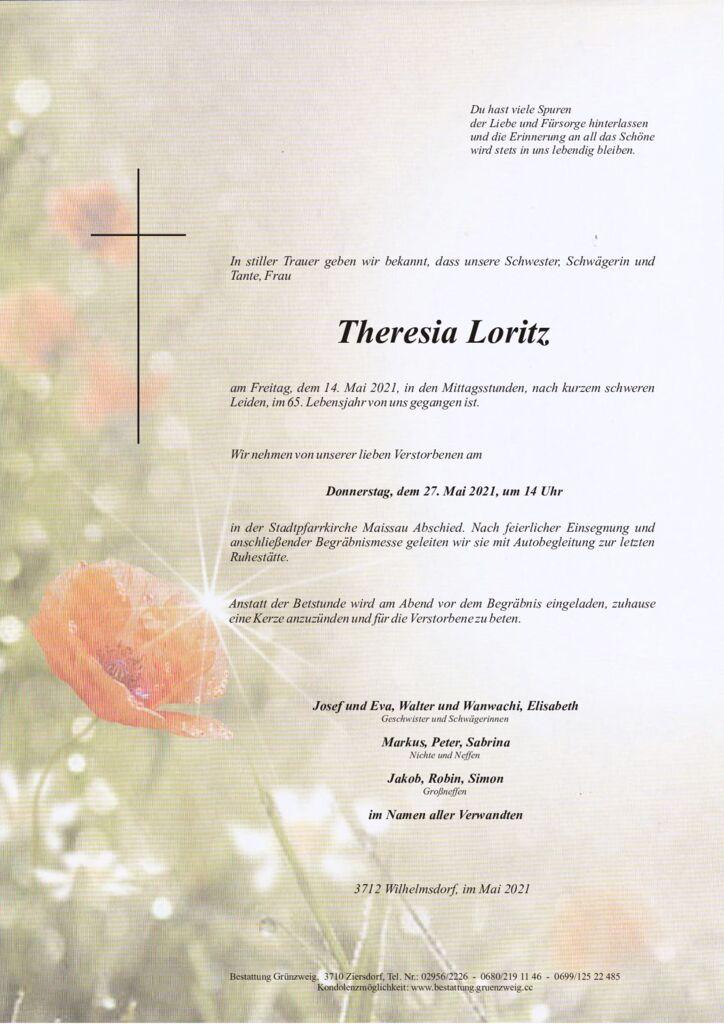 Theresia Loritz
