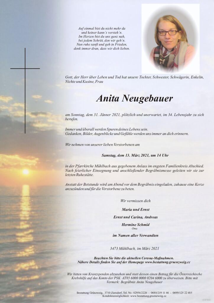 Anita Neugebauer