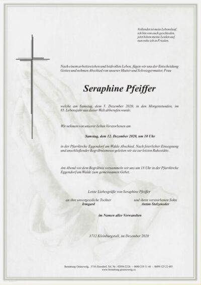 Seraphine Pfeiffer