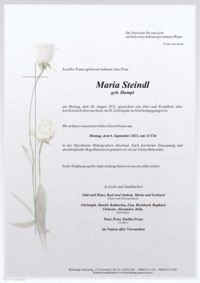 Maria Steindl