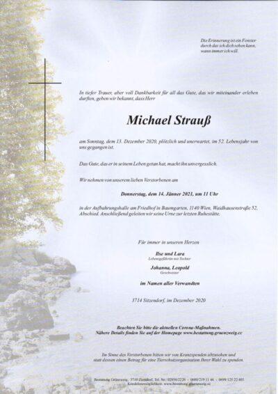 Michael Strauß