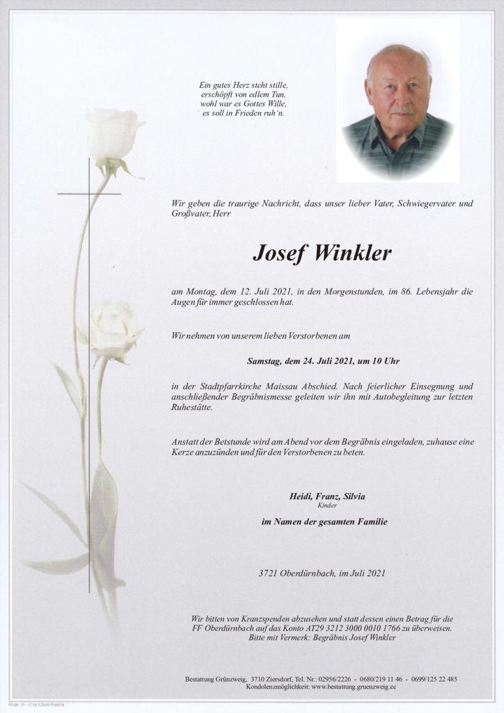 Josef Winkler